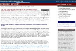 Credit Repair Ebook