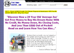 Free Money For First Time Home Buyers