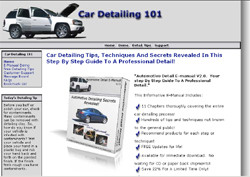Automotive Detailing Secrets Revealed!