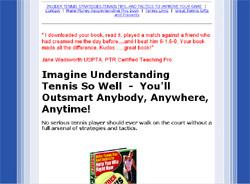 Insider Tennis Strategies