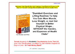Dumbbell Routines and Exercises