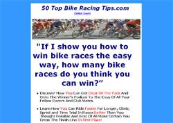 50 Top Bike Racing Tips