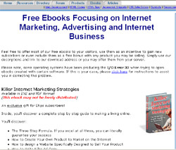 Killer Internet Marketing Strategies