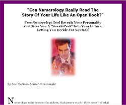 Ultimate Numerology Reading