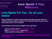 Love Spells For You