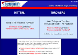 Bat Speed & Power Hitting