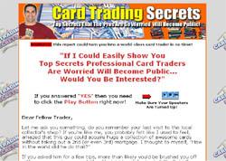 Card Trading Secrets