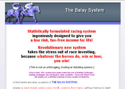 The Balay System
