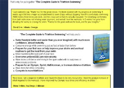 The Complete Guide to Triathlon Swimming