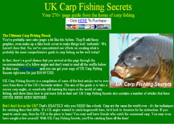 UK Carp Fishing Secrets