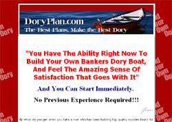 Build Your Own Bankers Dory Boat