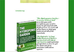 The Hydroponics Garden - Growing Without Soil