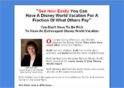 Disney Vacation And Savings Travel Guide