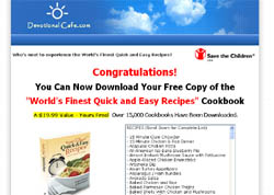 World's Finest Quick and Easy Recipes