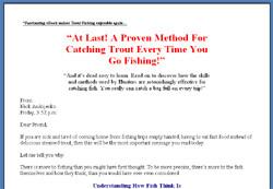 Trout Fishing Secrets