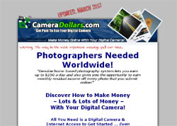 Camera Dollars eBook