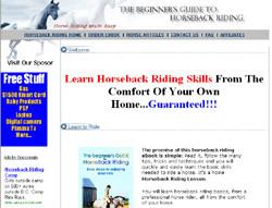The Beginner's Guide to Horseback Riding