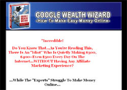 Google Wealth Wizard: How to Make Easy Money Online