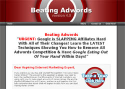 Beating Adwords