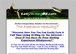 Easy Writing Biz