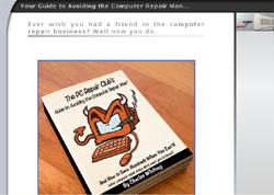 The PC Repair Club's: Guide to Avoiding the Computer Repair Man