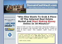 Domain Cash Vault