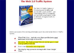 Web 2.0 Traffic System
