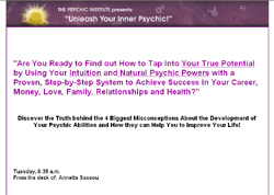 The Ultimate Guide to Unleash Your Inner Psychic Course