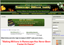 Runescape: Rags to Riches