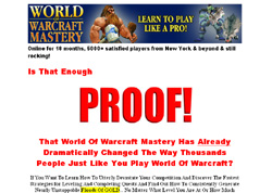 World of Warcraft Mastery