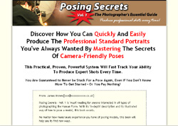 Posing Secrets: The Photographer's Essential Guide Vol.1