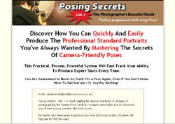 Posing Secrets: The Photographer's Essential Guide Vol.1