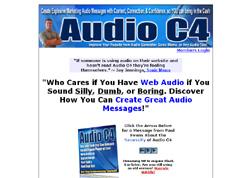 Audio C4