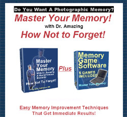 Master Your Memory: How Not to Forget