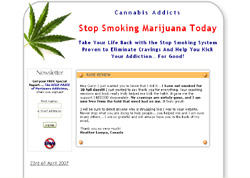 The Ultimate Cannabis STOP! System