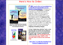 Addiction Free Forever: How to Permanently End an Alcohol or Drug Problem