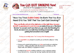 The Easy Way To Quit Smoking When Everything Else Fails!