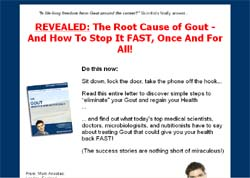 The Gout Miracle Breakthrough