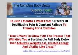 12 Steps To a Complete Body Detox A Natural Path To Superior Health