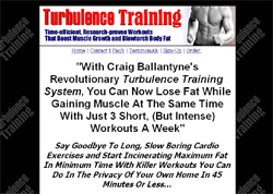 Turbulence Training:Time-efficient Research-proven Workouts that boostMusclegrowth&Blowtorch Bodyfat