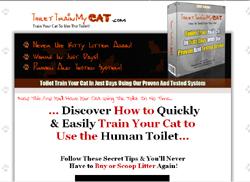 Toilet Train My Cat eBook