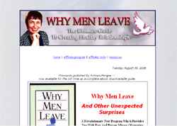 Why Men Leave