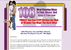 108 Easy Ways To Find, Attract, & Keep A True Love