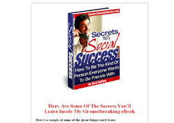 Secrets To Social Success