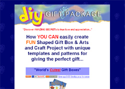 Seriously Fun 3D-Shaped Box Templates