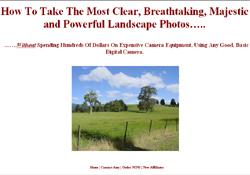 Powerful Landscape Photography