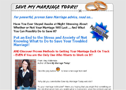 Save My Marriage Today!