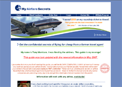 Save on Airfare Secrets
