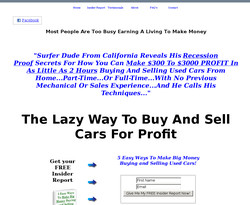 The Lazy Way To Buy and Sell Cars For Profit!