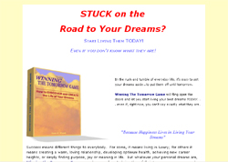 Winning the Tomorrow Game : How to Discover and Create the Life of your Dreams